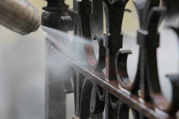 Sverniciatura ad alta pressione