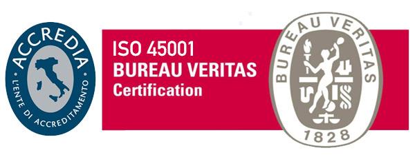 Certificazione iso-45001