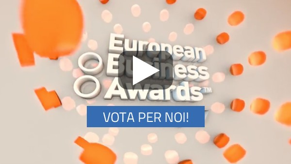 Vota NTA agli European Business Awards 2016-2017