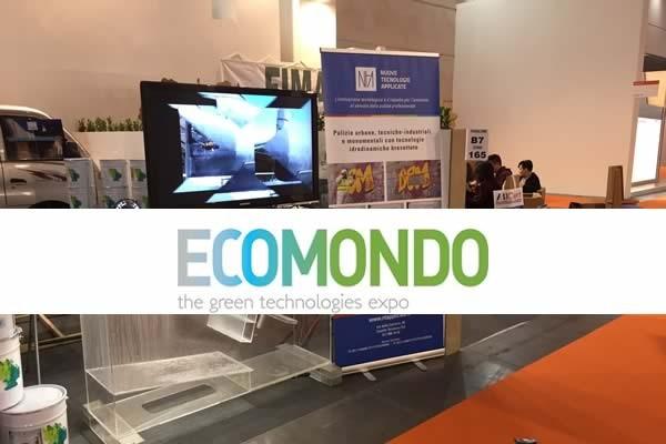 NTA alla fiera Ecomondo 2016